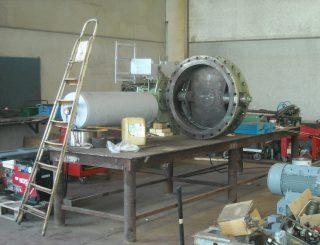 Larderello Impianti - Revisione Pompe e Valvole