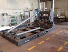Larderello Impianti - Strutture Metalliche
